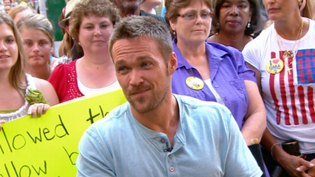 VIDEO: Chris Powell shows viewers at home how to get a makeover of their own.