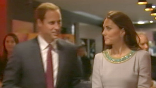 VIDEO: Kate Middleton plans a private party for the Duke of Cambridge.