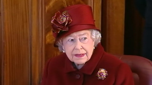 VIDEO: Nick Watt explains why the royal family is being forced to cut back their costs.