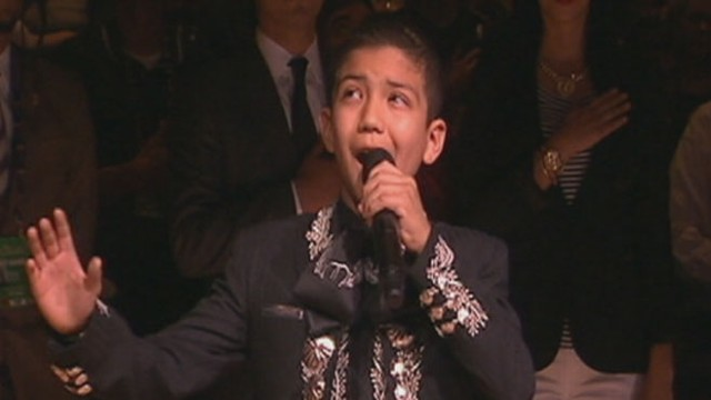 VIDEO: Young NBA Finals Singer Sparks Racist Firestorm