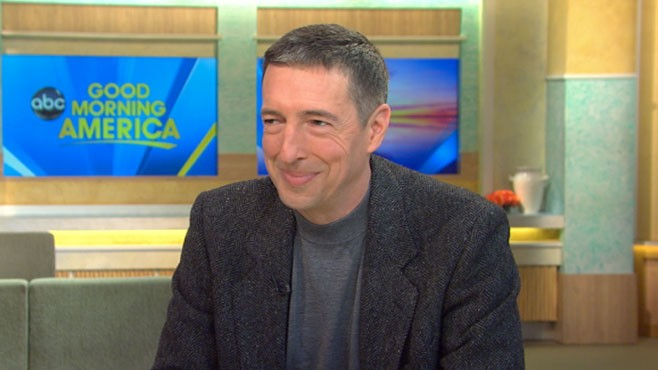 VIDEO: Ron Reagan on GMA