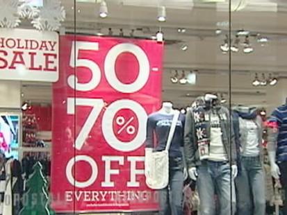 VIDEO: Retail Showdown: Stores vs. Shoppers