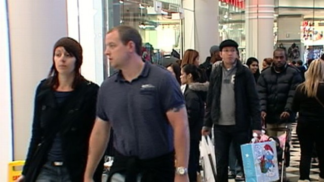 VIDEO: Shoppers are expected to return 4 percent more goods than they did in 2010.