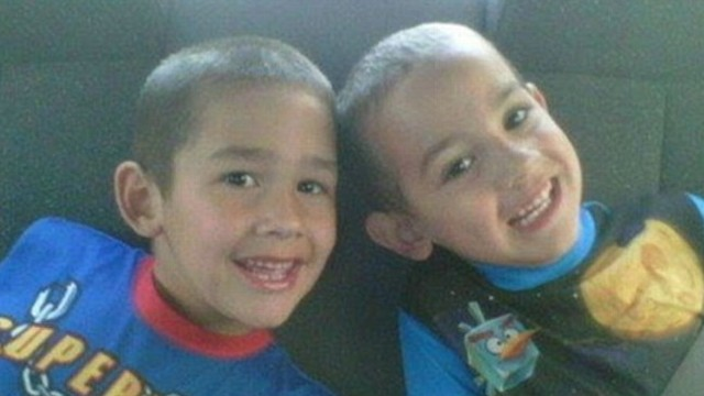 VIDEO: Two young boys were strangled while sleeping a family friends apartment above a reptile pet store.