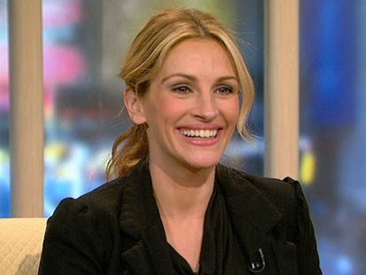 VIDEO: Julia Roberts on Duplicity