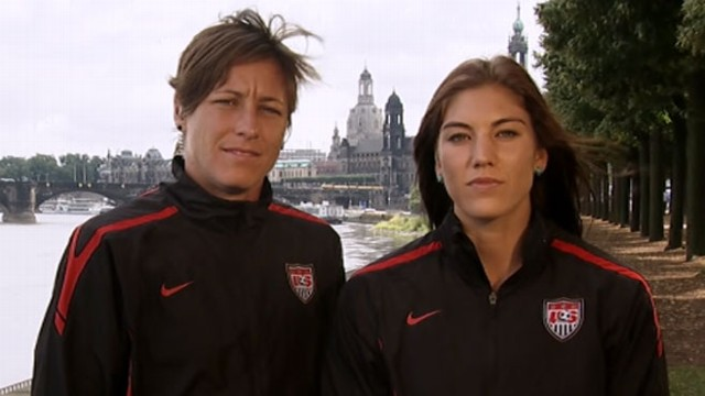 VIDEO: U.S. Women's Soccer Team Defeats Brazil