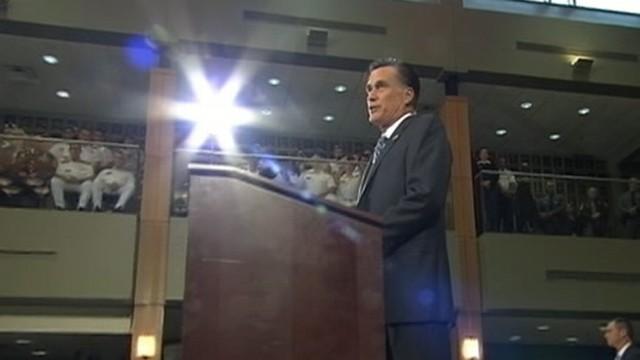 VIDEO: Mitt Romney Gets Big Bounce in Polls After Debate Win