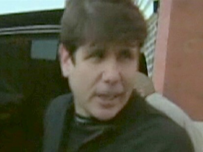 Illinois governor Blagojevich