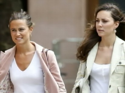 VIDEO: Pippa is the younger sister and best friend of princess-to-be Kate Middleton.