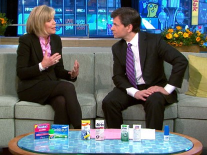 VIDEO: Dr. Marie Savard offers tips for dealing with pesky springtime allergies.
