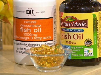 VIDEO: Can Fish Oil Prevent Cancer?