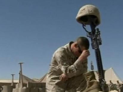 VIDEO: August was deadliest month in Afghanistan