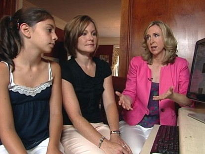 VIDEO: Yahoo! Finance Columnist Laura Rowley shares tips with pre-teen Emily Montoya.