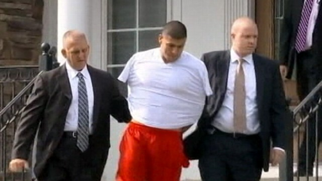 VIDEO: Aaron Hernandez Investigation