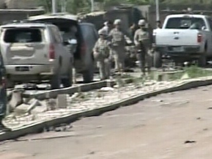 VIDEO: A suicide bomb kills five Americans in the Afghan capital of Kabul.