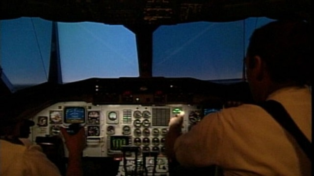 VIDEO: Recent study suggests some U.S. pilots are not prepared to handle an emergency.