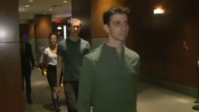 VIDEO: Jim Sciutto reports on the return of Americans accused of spying in Iran.