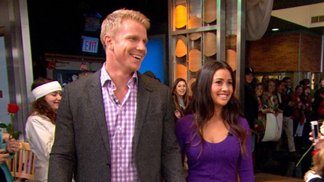 "VIDEO: Sean Lowe and Catherine Giudici discuss how they?re feeling after the finale, and discuss ""DWTS."""
