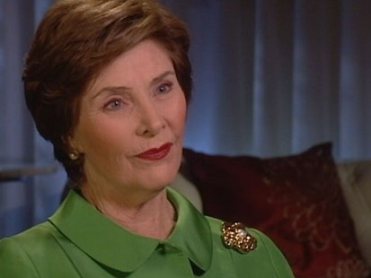 VIDEO: The former first lady shares her experiences as a caregiver for her father.