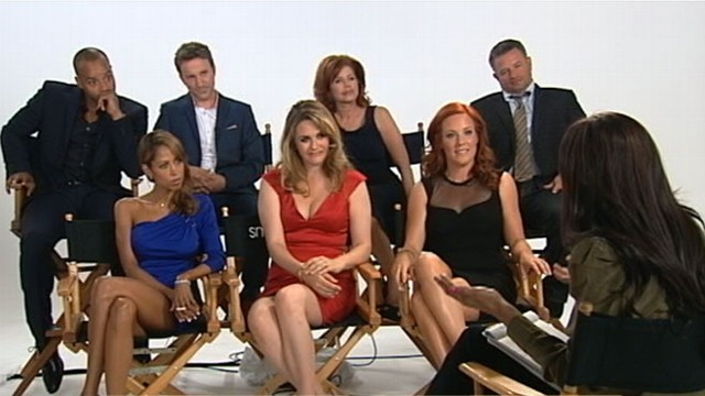 VIDEO: Entertainment Weekly welcomes cast back together from classic U.S. film.