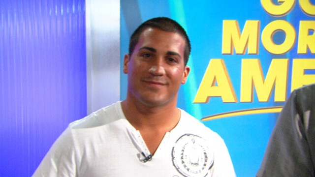 """VIDEO: The """"Jersey Shore"""" star talks the future of her relationship."""