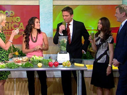 VIDEO: The cleanse craze explained and a healthy alternative to the fad diets.
