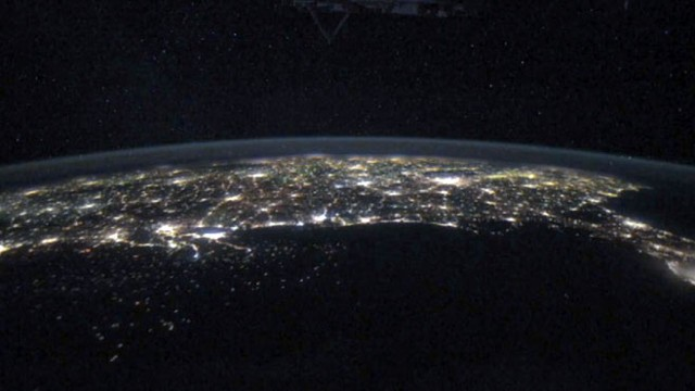 VIDEO: Footage from the International Space Station gives us an out-of-this-world view.
