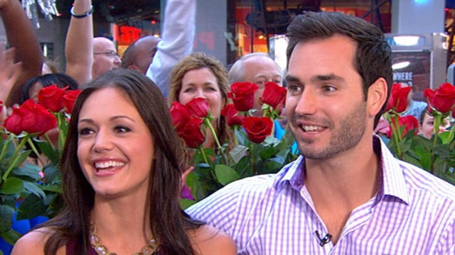 VIDEO: Desiree Hartsock and Chris Siegfried discuss this years shocking conclusion to ABCs hit series.