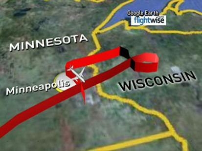 VIDEO: Federal officials investigate whether Northwest pilots might have been asleep.