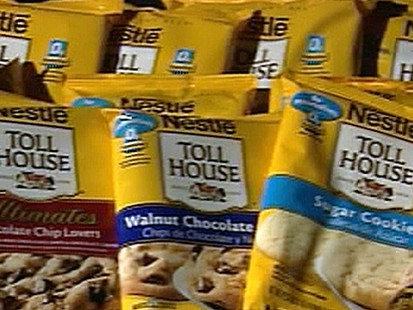 VIDEO: Tainted Cookie Dough Stumps Experts