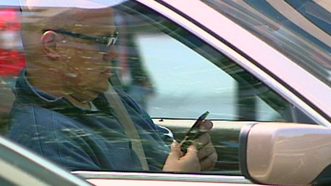 VIDEO: Distracted Driving