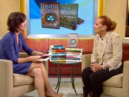 VIDEO: The best-selling author talks about her new book.