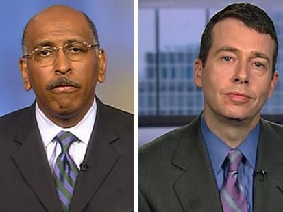 VIDEO: Republican Michael Steele and Democrat David Plouffe discuss the implications.