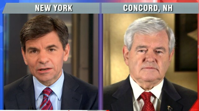VIDEO: Former GOP front-runner discusses why an alternative to Mitt Romney is needed.