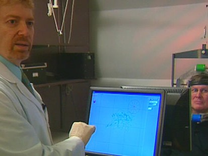 VIDEO: A medical device offers new hope for patients recovering from strokes.