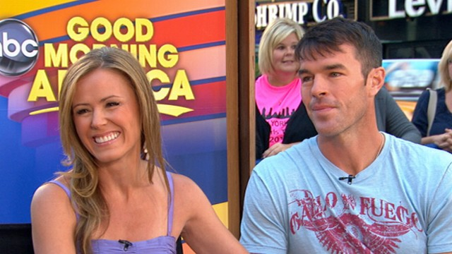 VIDEO: Ryan and Trista Sutter chat about their two children and Tristas full-body makeover.