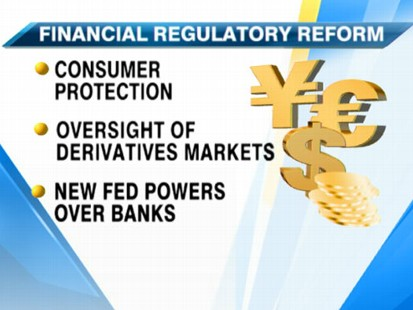 VIDEO: The Senate passes massive Wall Street regulation bill.