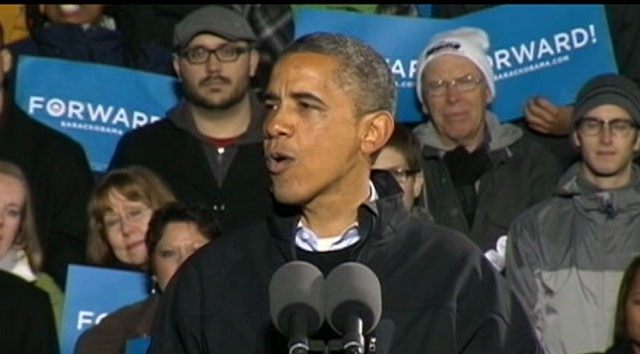 VIDEO: Jake Tapper takes you inside the presidents campaign for re-election.