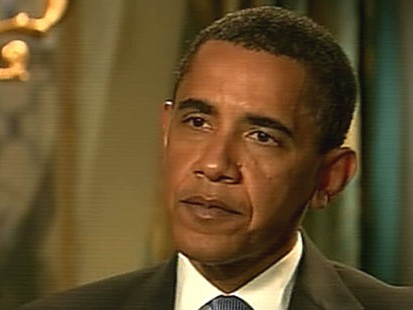 VIDEO: The president says eliminating nuclear weapons programs requires patience.