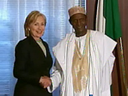 VIDEO: Hillary Clinton Compares 2000 Florida Recount to Nigerias Rigged Elections