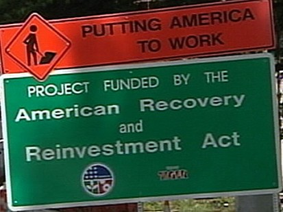 VIDEO: Only 6 percent of Americans think the stimulus package has created jobs.