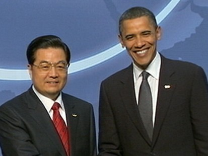 VIDEO: China joined the U.S. to discuss economic sanctions over Irans nuclear program.
