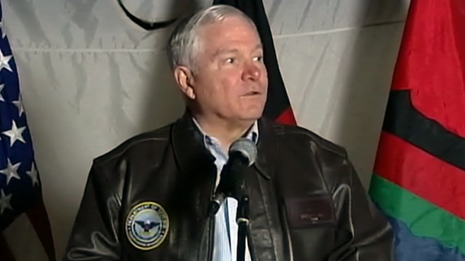 VIDEO: President weighs foreign policy options, including a no-fly zone over Libya.