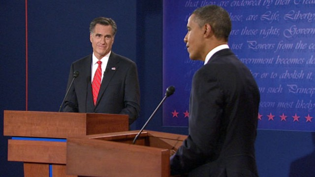VIDEO: The Obama campaign concedes that the Republican candidate seemed more polished and prepared.