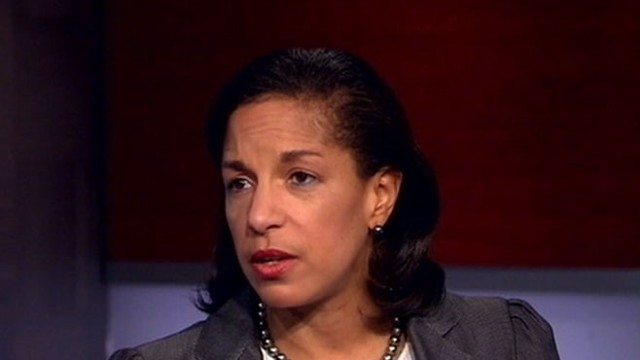 VIDEO: Susan Rice Withdraws Name for Secretary of State Post
