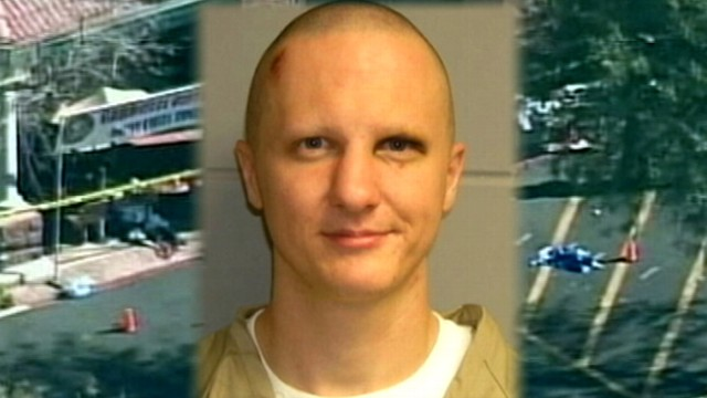 VIDEO: Judge rules Jared Loughner not fit for trial amid pattern of strange behavior.