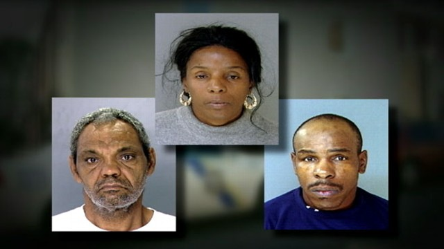 VIDEO: Captors allegedly held disabled people captive to collect government checks.