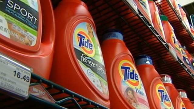 VIDEO: Police warn of a new trend of stealing laundry detergent.