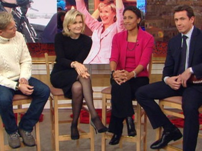 "VIDEO: Diane Sawyer looks back on some of her favorite memories during her time on ""GMA."""