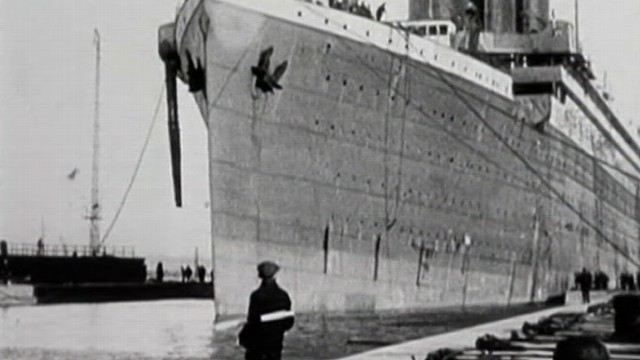 VIDEO: Descendants and aficionados hope to complete the doomed ships 1912 journey.